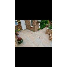 Indian Stone - Autumn Brown (20m2)